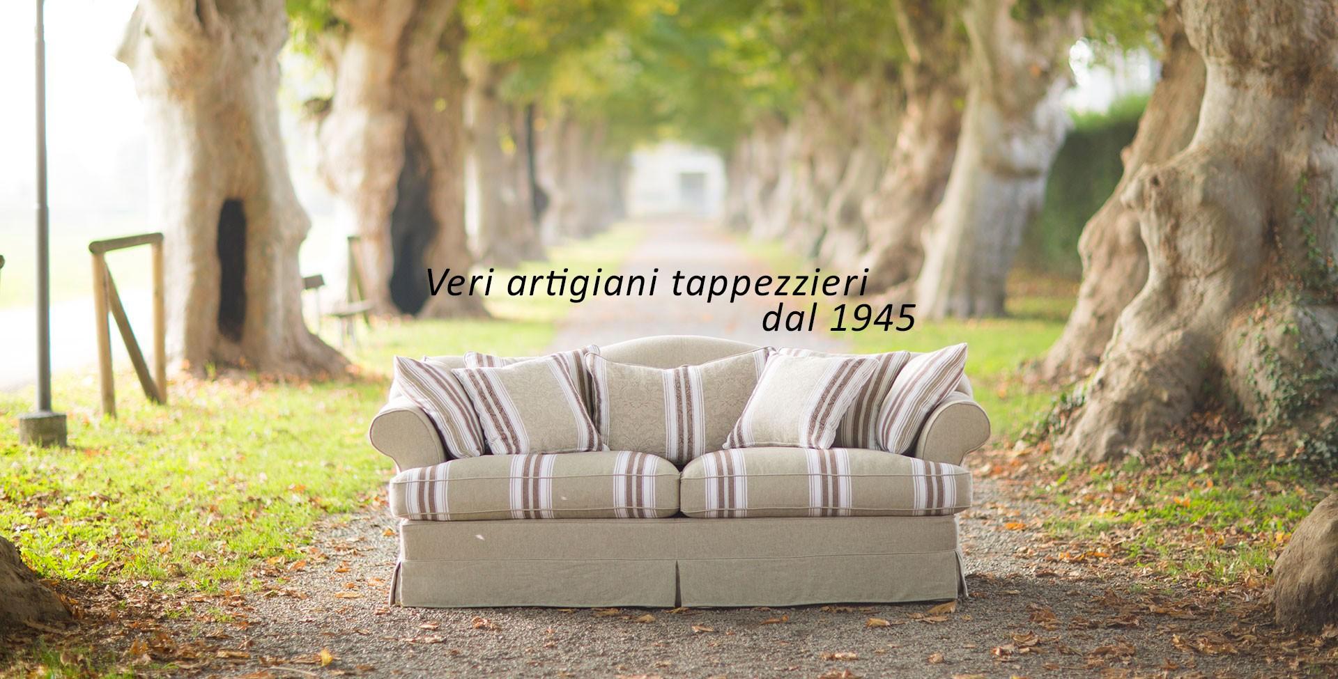 Salotti Monchio - Progettazione e produzione divani, poltrone, Cherasco